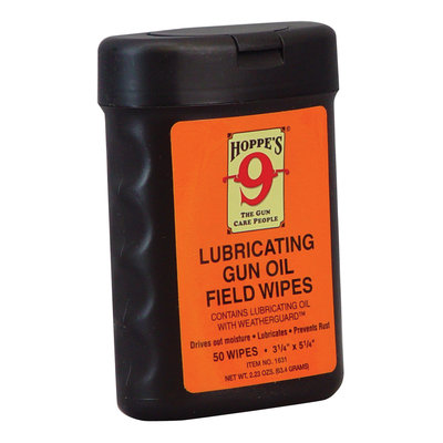 Hoppe's Hoppe's Gun Oil Field Wipes