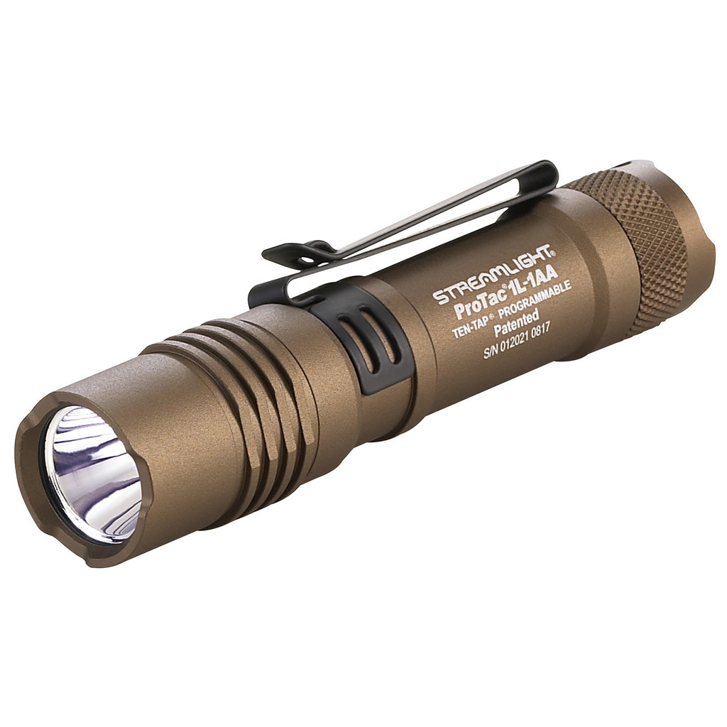 Streamlight Streamlight ProTac 1L/1AA (Coyote Brown)