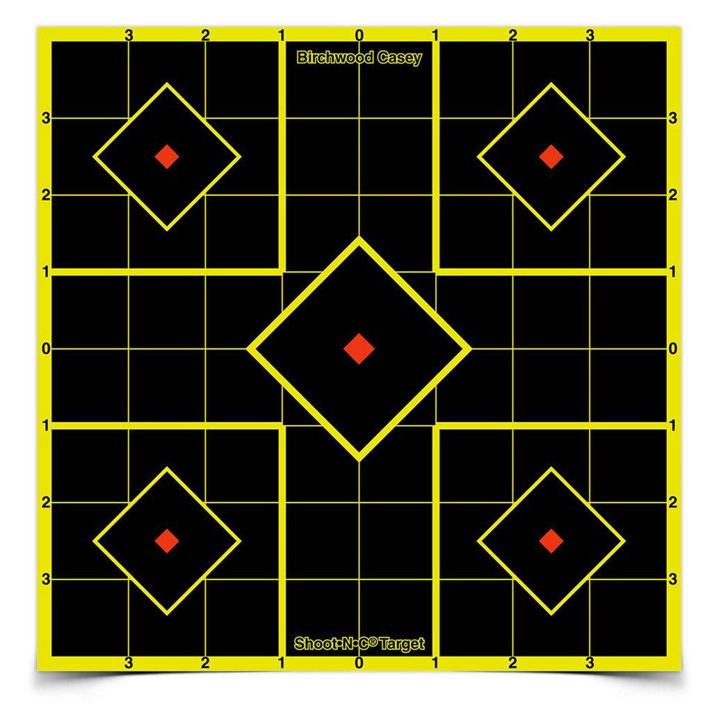 Birchwood Casey Birchwood Casey Shoot-N-C Targets