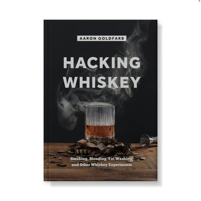 W&P Design Hacking Whiskey Book