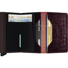 Secrid Secrid Slimwallet (Nile Brown)