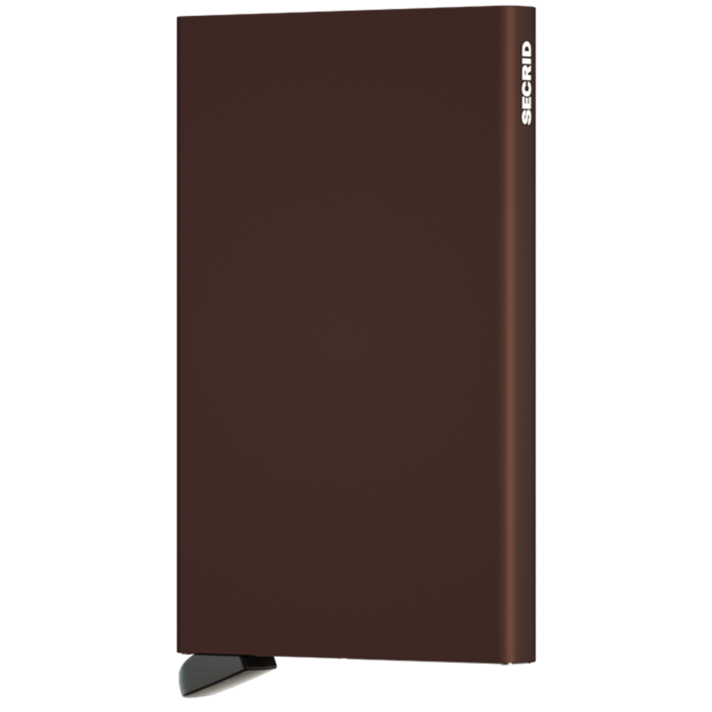 Secrid Secrid Cardprotector (Brown)