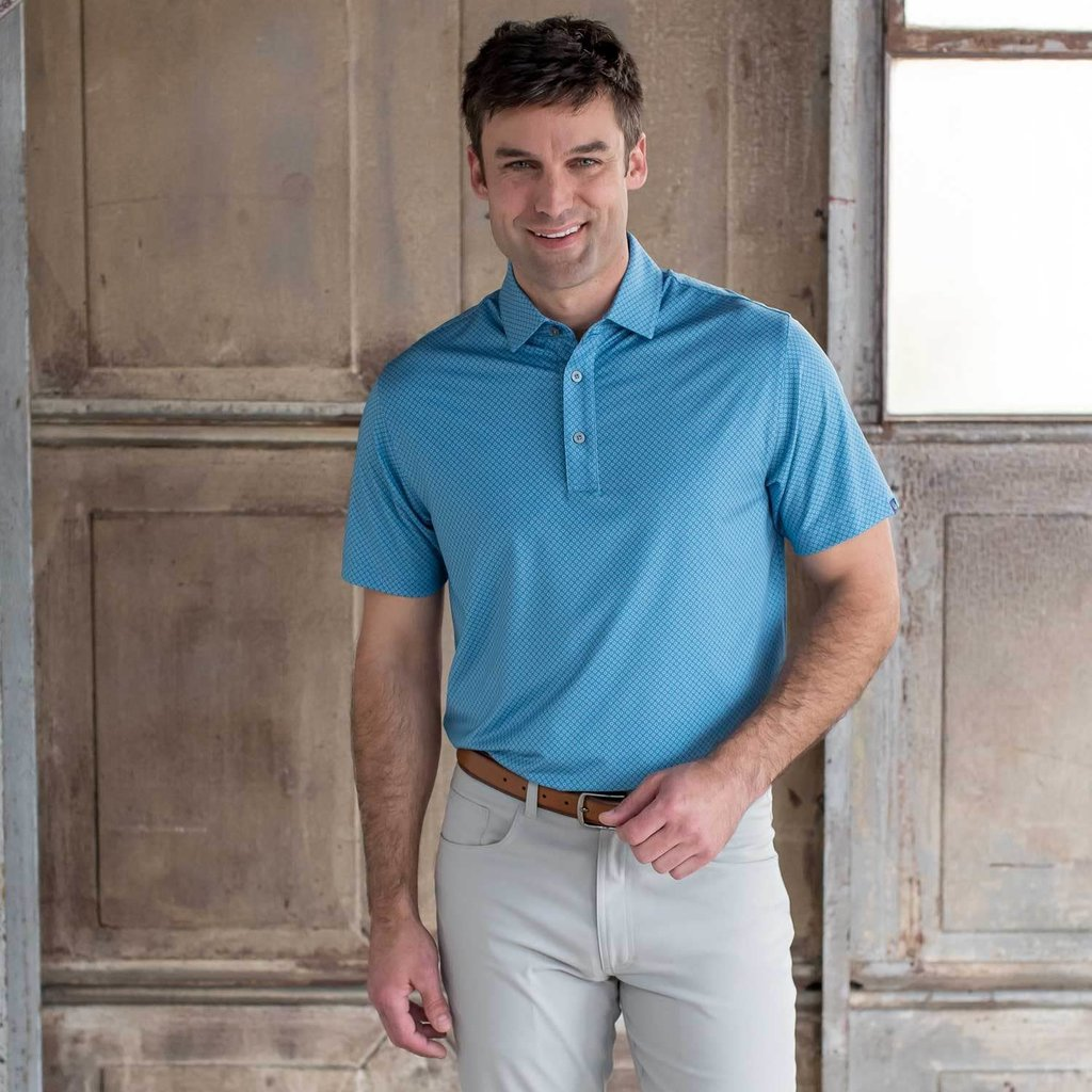 Oxford Clothing Co. Oxford Co. Sanford Performance Polo