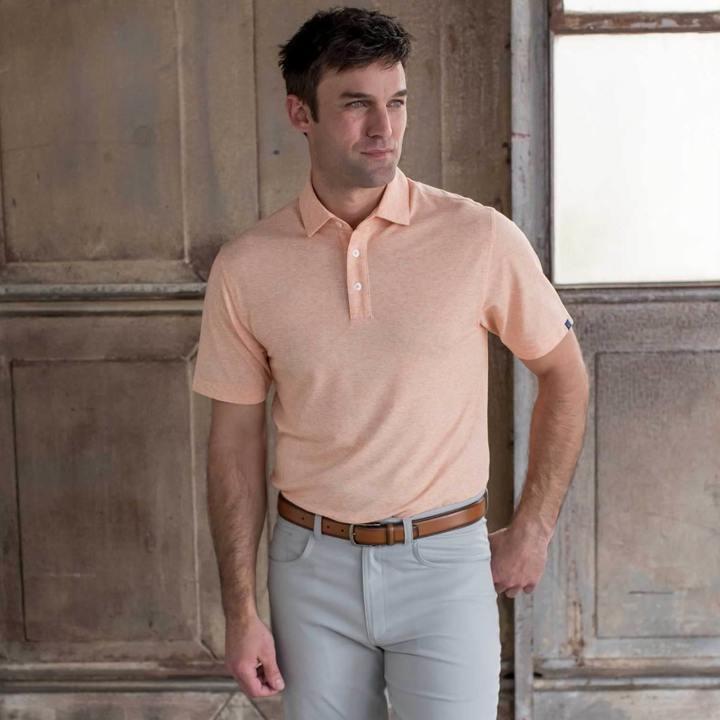 Oxford Clothing Co. Oxford Co. Hadley Drirelease Polo
