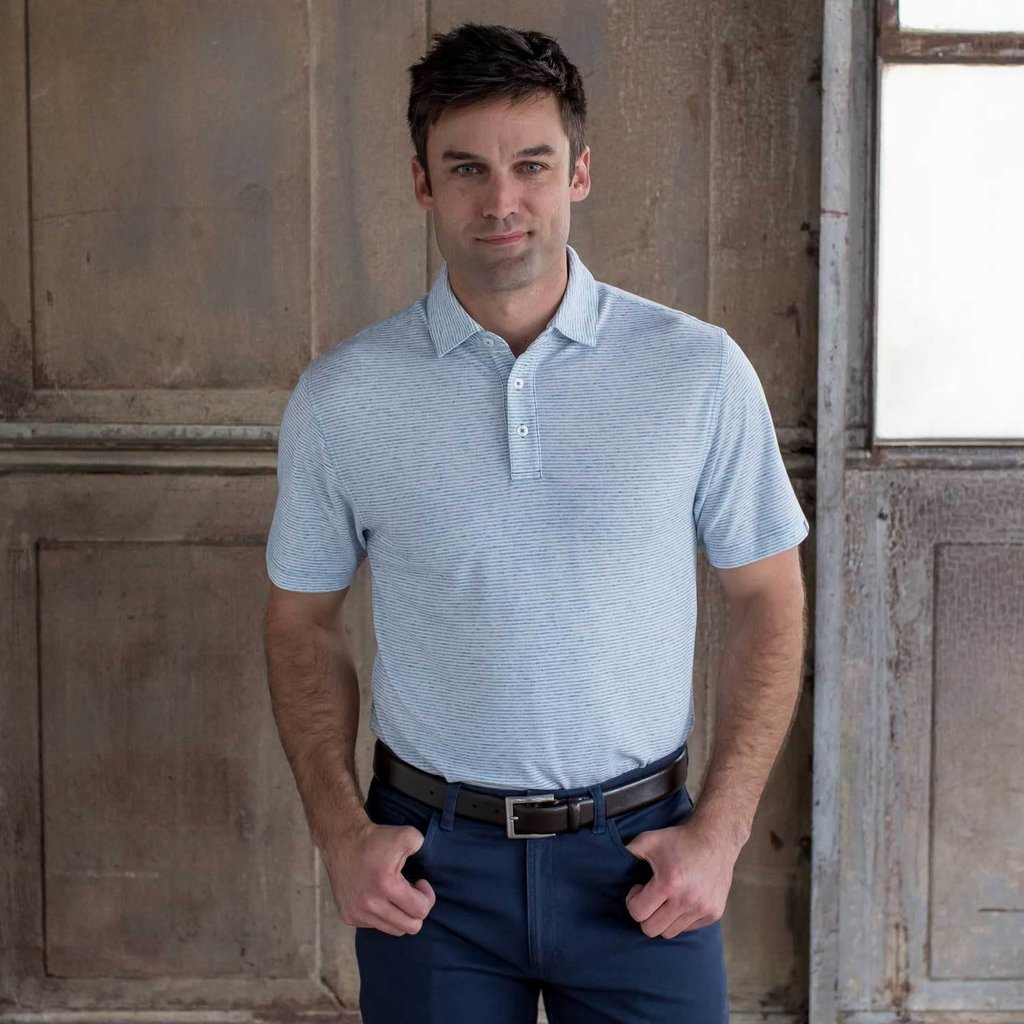 Oxford Clothing Co. Oxford Co. Everett Pique Polo