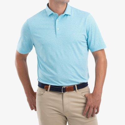 johnnie-O johnnie-O Lyndon Striped Jersey Polo