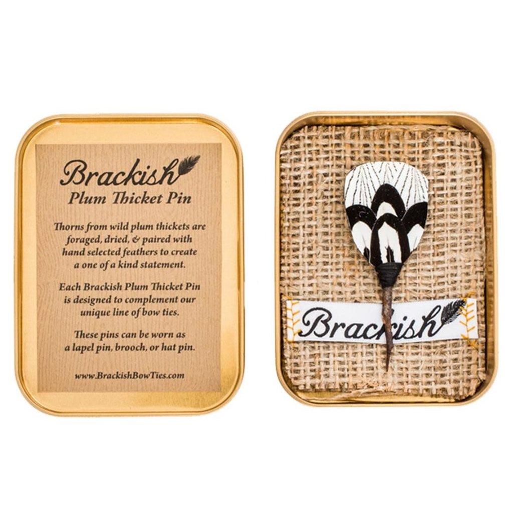 Brackish Brackish Connecticut Pin