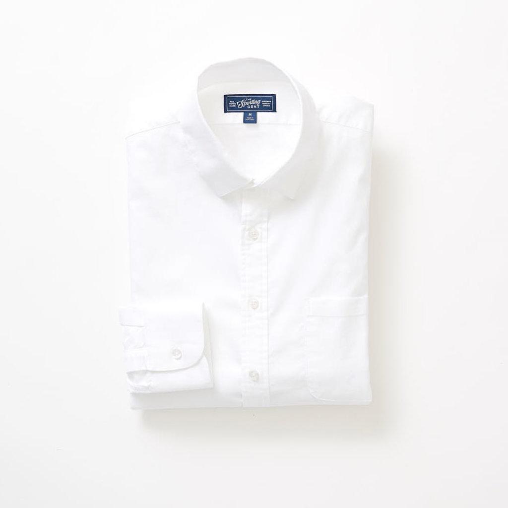 The Sporting Gent TSG Stretch Oxford Button Down Shirt