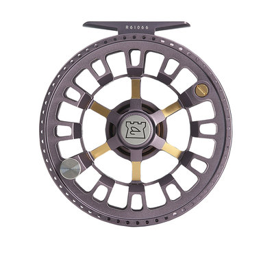 Hardy Fishing Hardy Ultralite CADD Reel (Titanium) 4/5/6 wt.