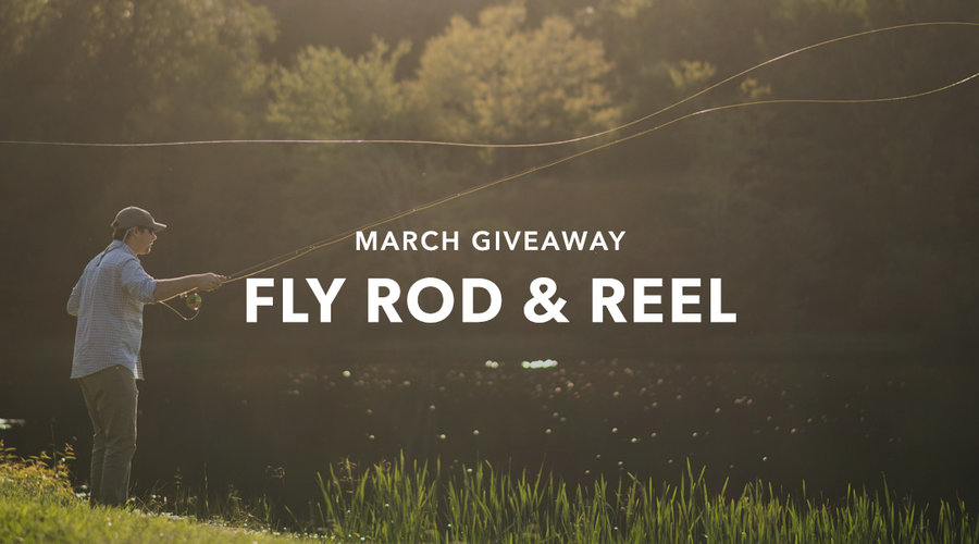 Fly Rod & Reel Giveaway