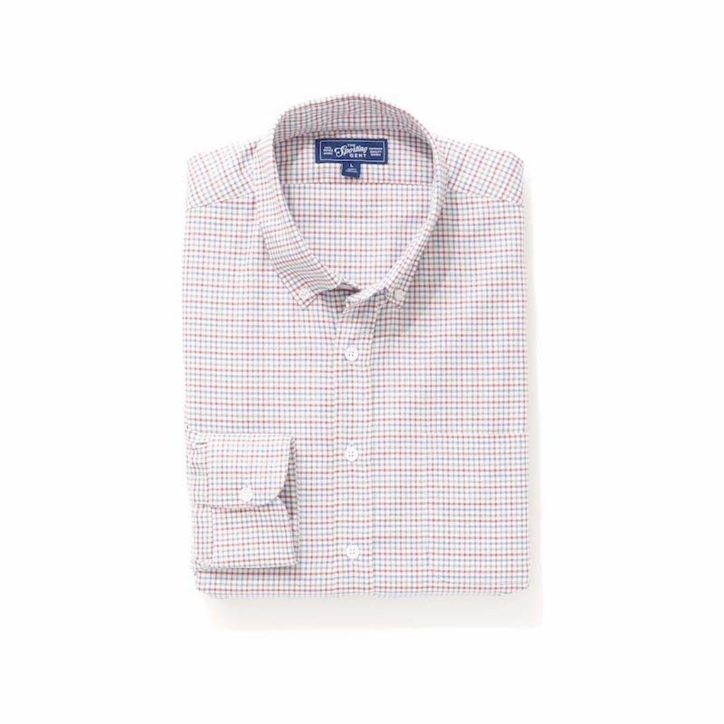 The Sporting Gent TSG Button Down Shirt