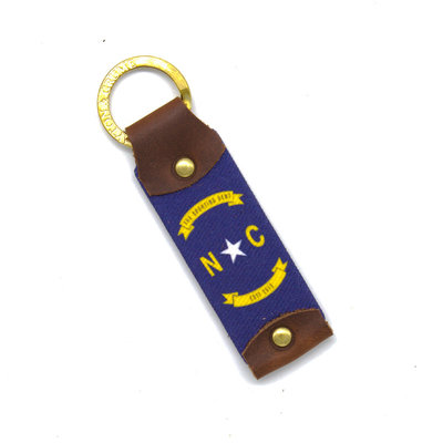 The Sporting Gent TSG Old North State Key Fob