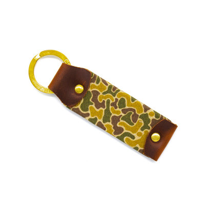 The Sporting Gent TSG Oxbow Camo Key Fob
