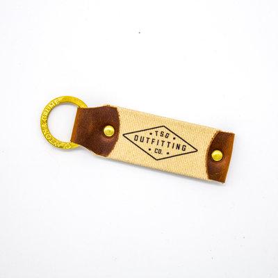 The Sporting Gent TSG Mercantile Key Fob