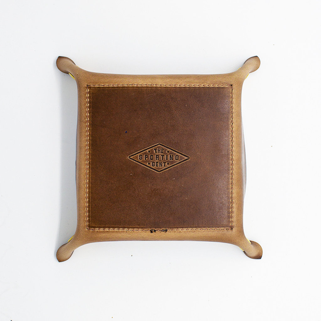 The Sporting Gent TSG Everyday Carry Leather Valet