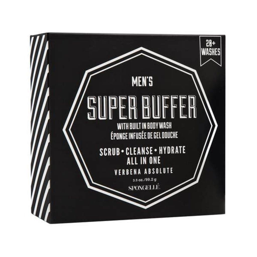 Spongelle Spongelle Men's Super Buffer (Verbena Absolute)