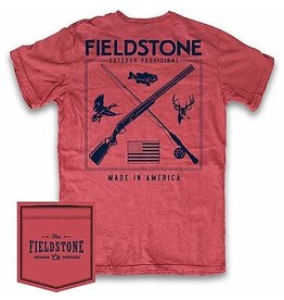 Fieldstone Outdoor Provisions Co. Fieldstone Hunting & Fishing Short Sleeve Tee