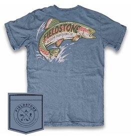 Fieldstone Outdoor Provisions Co. Fieldstone Trout Short Sleeve Tee