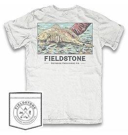 Fieldstone Outdoor Provisions Co. Fieldstone Red Fish Short Sleeve Tee