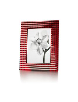Baccarat Eye Frame Red