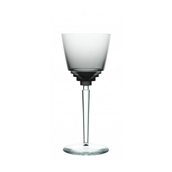Saint-Louis Oxymore Flannel-Grey Hock Wine Glass