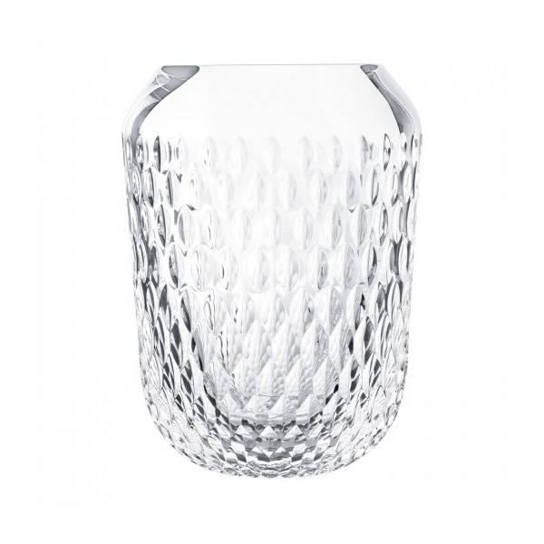 Saint-Louis Folia Large clear vase