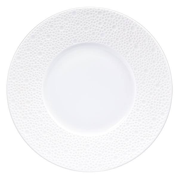Bernardaud Ecume White Bread & Butter Plate 6.3 In