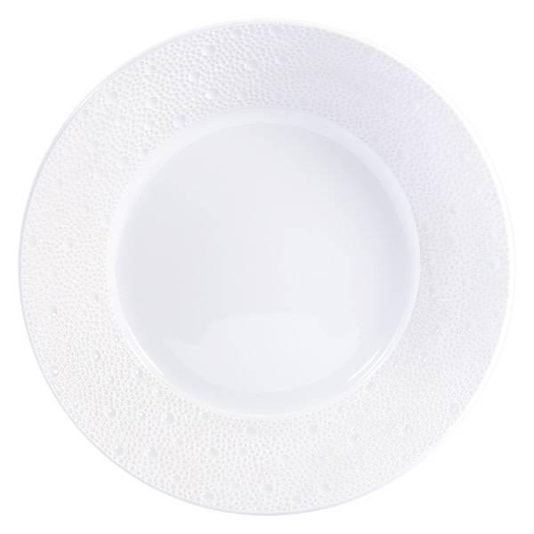 Bernardaud Ecume White Open Vegetable Bowl