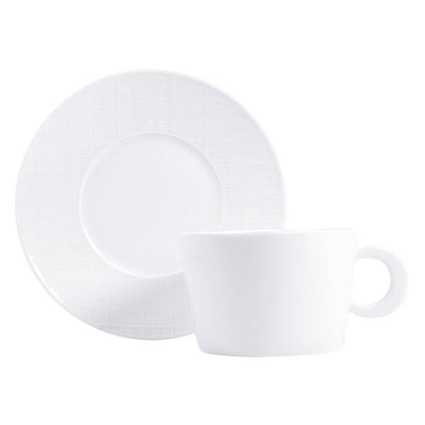 Organza Breakfast Cup & Saucer