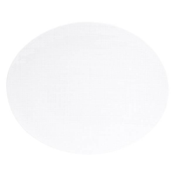 Organza Oval Platter 13 Inch
