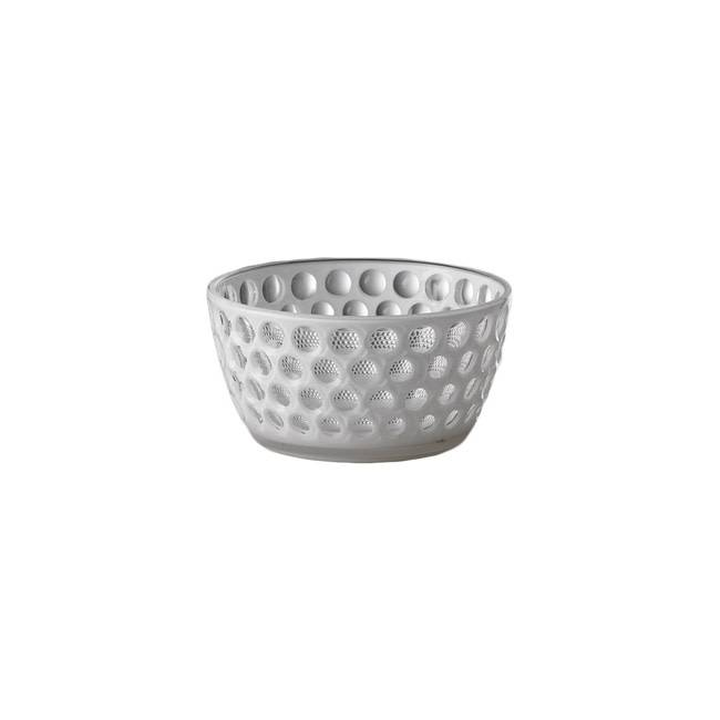 Mario Luca Giusti Lente Snack / Cereal Bowl White