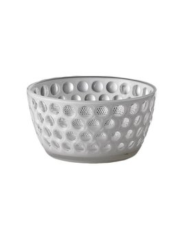 Mario Luca Giusti Lente Salad Bowl White