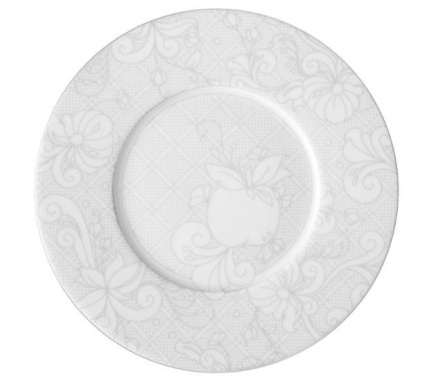 Christofle Jardin d'Eden Bread & Butter Plate