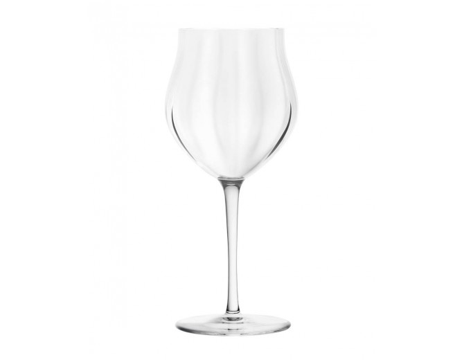 Saint-Louis Twist 1586 Young Wine Glass