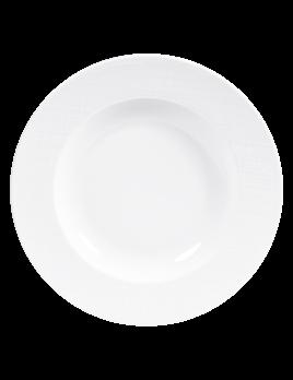 Bernardaud Organza Rim Soup Plate