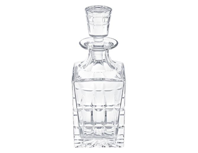 Saint-Louis Manhattan Square Decanter