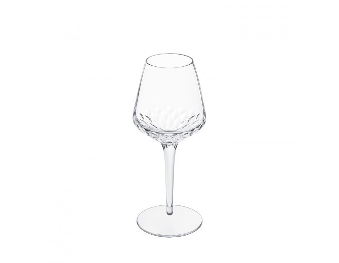 Saint-Louis Folia Wine Glass
