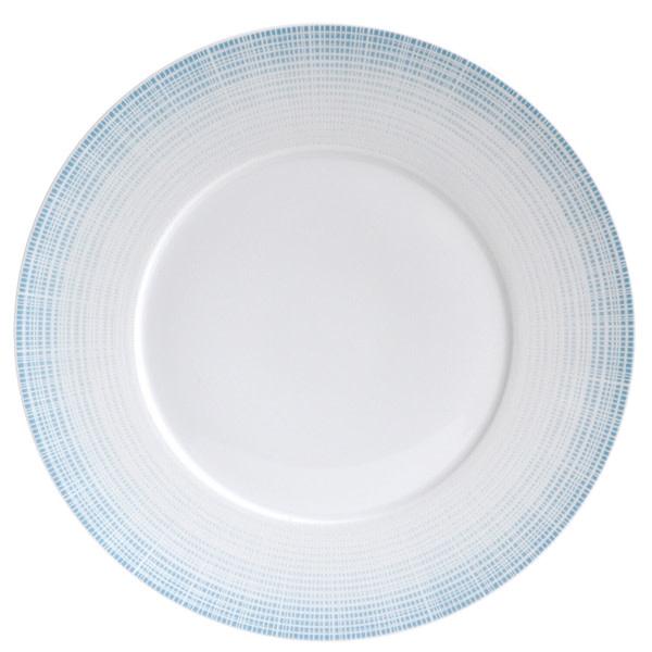 Bernardaud Saphir Bleu Dinner Plate 10.6 In