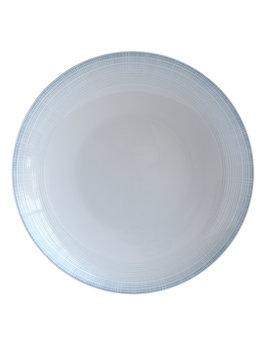 Bernardaud Saphir Bleu Deep Round Dish