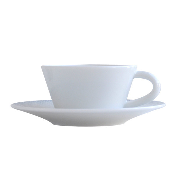 Bernardaud Saphir Bleu Espresso Cup & Saucer