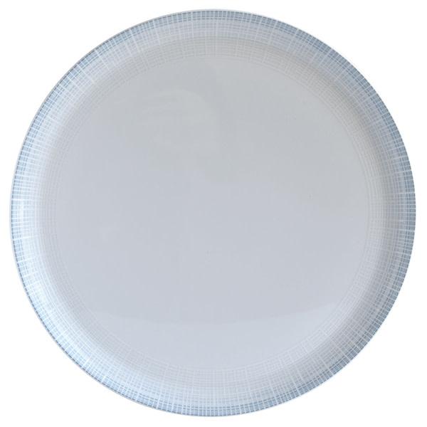 Bernardaud Saphir Bleu Tart Platter Round