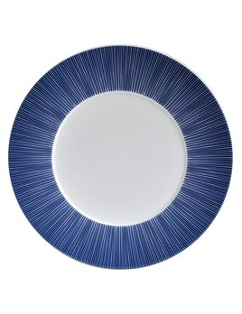 Blue Sol Salad Plate