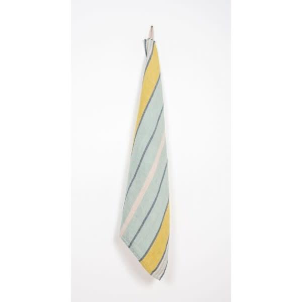 Harmony Piana Kitchen Towel Celadon