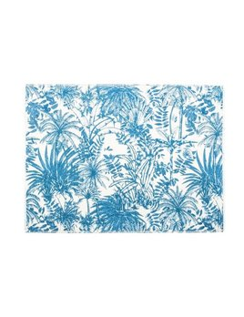 Harmony Mahe Placemat Blue