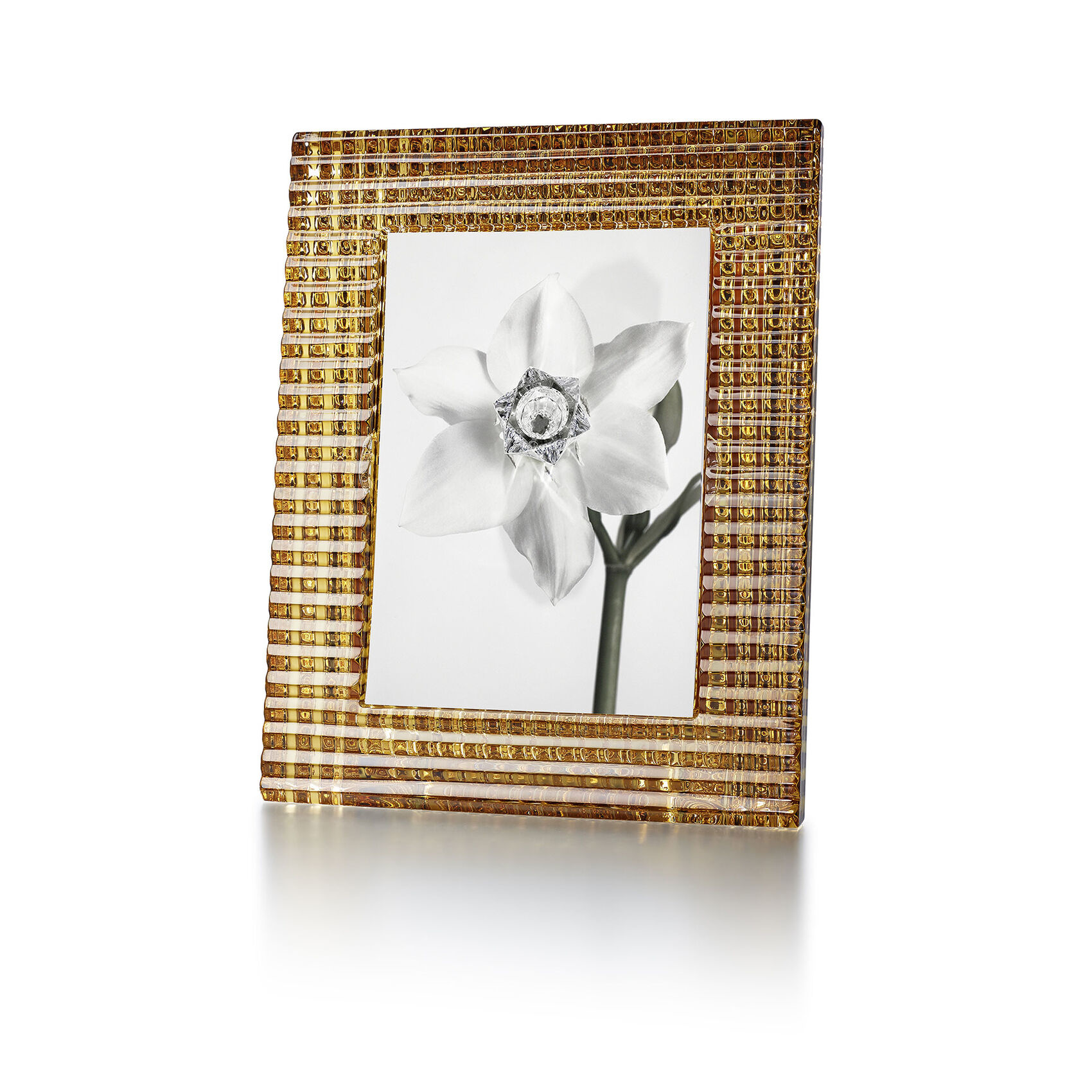 Baccarat Eye Frame Gold