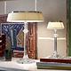 Baccarat Bon Jour Versailles Lamp Large
