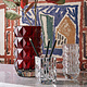 Baccarat Louxor Pencil Holder Clear