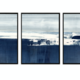 Coastal Landscape Triptych