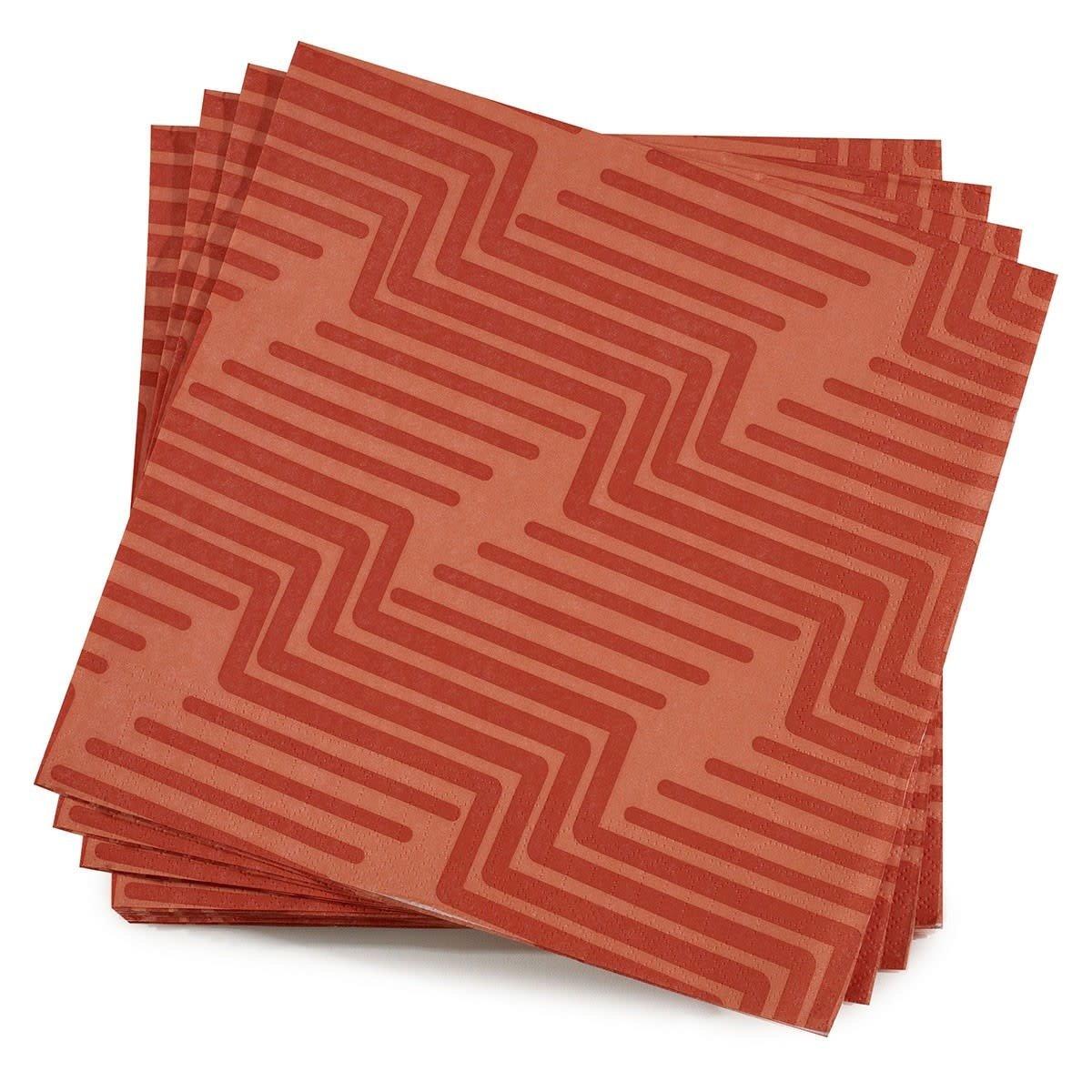 Le Jacquard Francais Paper Napkins Urbaine  Quartz