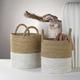 OIA Seagrass Baskets S/3